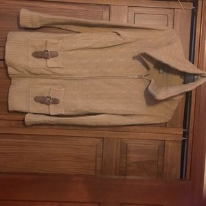 ply cashmere Sweaters - Camel color cashmere sweater